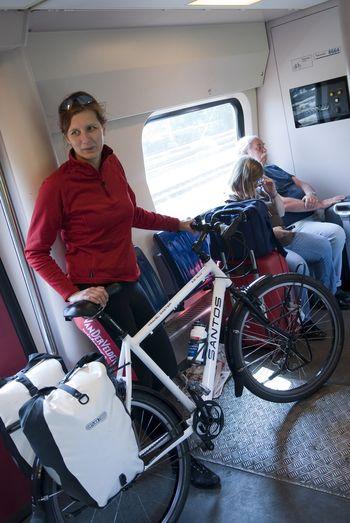 Fiets Gratis Mee In Friese Trein Verkeerskunde